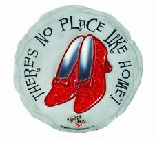 Spoontiques Ruby Slippers Stepping Stone , New, Free Shipping