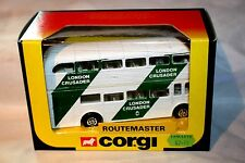 Corgi #479 Routmaster London Crusader Livery, Mint Condition in Original Box