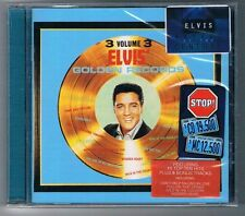 ELVIS PRESLEY GOLDEN RECORDS VOL. 3 CD SIGILLATO!!!