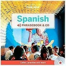 Lonely Planet Spanish Phrasebook and Audio CD Lonely Planet Phrasebooks