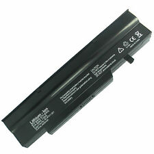 Battery For Fujitsu-Siemens Esprimo Mobile V5505 V6505 6cell Black
