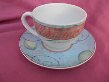 Wedgwood VARIATIONS Teacup and Saucer