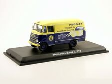 Schuco 1:43 mercedes l-319 carro de castas vogeley Ltd. Edition