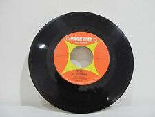 "45 RECORD 7""- CHUBBY CHECKER - POPEYE THE HITCHHIKER"