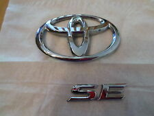 """Toyota Camry 2016 (crest/ LE) trunklid """"Emblems"""""""