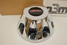 2011-2015 GMC Sierra 2500 HD 3500 Center Hub Cap Chrome with Logo new OE 9597808