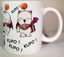FINAL FANTASY MOOGLE - Coffee MUG - Cloud Strife - FF 7 - chocobo