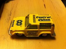 Vintage Control Team Racing 8009 China Unknown Vehicle yellow Truck Car Maker