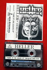 HELLER DEMO TAPE 1993 RARE EXYUGO CASSETTE TAPE HEAVY SPEED THRASH METAL
