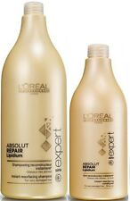 L 'OREAL Absolut Repair Lipidium Shampoo 1500ml + Conditioner 750ml