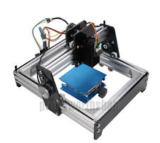 15W Mini Laser Engraving Machine Metal Steel Iron Stone Engraver DIY Printer