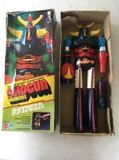 Vintage Mattel shogun warriors Raydeen Jumbo warrior 1976 in box