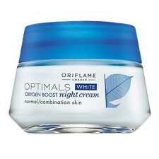 Oriflame Optimals White Oxygen Boost Night Cream SPF 15 Normal/Combination Skin