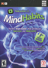 MINDHABITS Mind Habits Brain Puzzle PC & Mac Game NEW