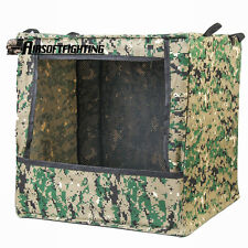 Outdoor Digi Camouflage Box-type Airsoft Gun Shooting Archery Target Target Case