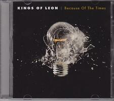 KINGS OF LEON - BECAUSE OF THE TIMES on CD - NEW
