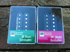 Seymour Duncan TB-4 JB Trembucker Bridge & Sh-1 59 Model Neck Humbucker BLACK