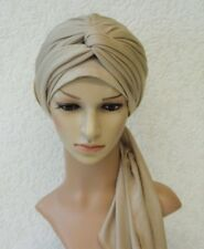Chemo head wear, women's head covering, chemo turban , chemo hat, bad hair day