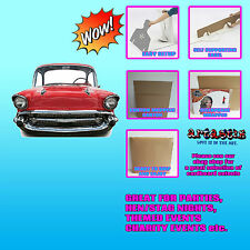 RED CAR SMALL STAND IN LIFESIZE CARDBOARD CUTOUT STANDUP SC87 FIGURE 151CM