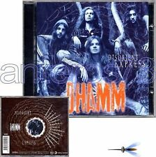 """DHAMM """"DISORIENT EXPRESS"""" RARE CD AOR MELODIC ROCK"""