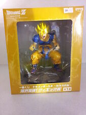 SONGOKU GOKU DRAGONBALL Z ACTION FIGURE STATUE BANPRESTO