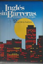 Ingles sin Barreras - Vol. 10 - CD, VHS, Manual and Workbook ~  S26