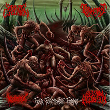 Parasitic Ejaculation Traumatomy Gorepot Intestinal Alien Reflux Four Formidable