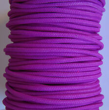 BCY #24 D-LOOP STRING FLORESCENT PURPLE 10 FEET Archery