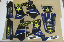 TEAM  ROCKSTAR  GRAPHICS YAMAHA YZ125 YZ250  YZ 1993 1994 1995