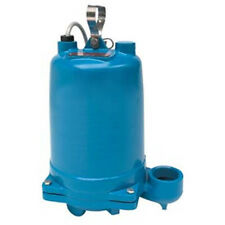 """Submersible Effluent Pump - 1.5 HP - 200 V - 2"""" Port - 1 PH - 140 GPM - Solids"""