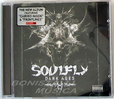 SOULFLY - DARK AGES - CD Nuovo Unplayed