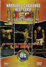 IFC - West Coast, Caged Combat. No Mercy. Mixed Martial Arts. Boxing, Wrestling