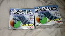 Lot of 2 Weazel Ball  - Battery Operated Toy for Kids  Adults  Dogs or Cats