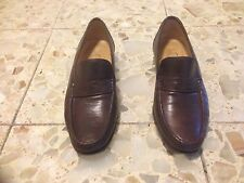 BALLY Roberto LOAFERS SLIP ON SHOES MEN'S SIZE 7.5 M  LEATHER