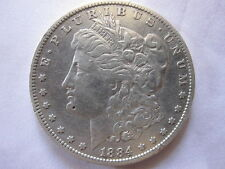 Morgan Dollar 1884 O-New Orleans