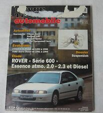 Revue technique automobile RTA 584 1996 Rover série 200 essence 2.0 2.3 diesel