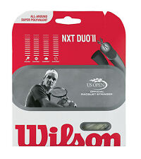 WILSON NXT DUO II Stringing for new racquet purchase including installation