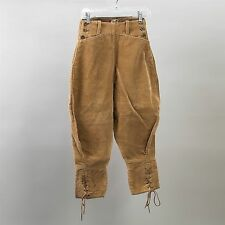 Vintage World War II Women's Land Army Breeches 1947 Corduroy Pants Size No. 3