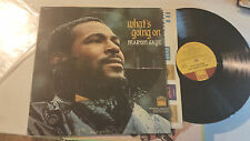 MARVIN GAYE What's Going On tamla MOTOWN LP soul '71 gatefold stereo ts-310 rare