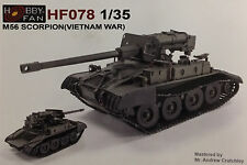 HOBBY FAN 1/35 M56 Scorpion (Vietnam War) Resin kit - HF078