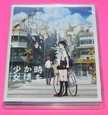 Blu-Ray THE GIRL WHO LEAPT THROUGH TIME Region A Lenticular Limited Edition #21
