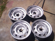 15x6.5 Original Mopar Dodge Rally Wheels 5 on 4 1/2 - Set of 4