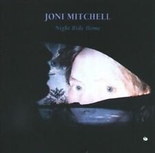 Night Ride Home Joni Mitchell MUSIC CD