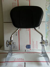 Harley Touring 97-08  New Detachable Backrest Sissy bar