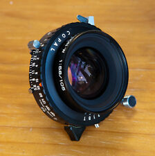 Fujinon W 105mm f5.6 large format lens with Copal shutter