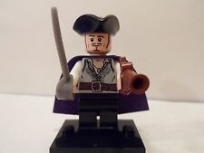 "Lego Custom Pirates / Castle Minifigure "" Pirate or Hero - you Decide ?? "" New"
