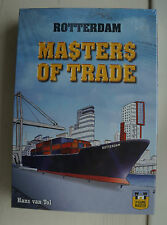 Rotterdam espansione-Masters of Trade Board Game
