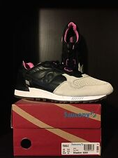 "2012 Solebox x Saucony Shadow 5000 ""Grey Devil"" - US Size 9.5 - RARE DEADSTOCK"