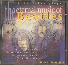 JOHN ESKES plays the Eternal Music of The BEATLES 10 track CD Because Michelle