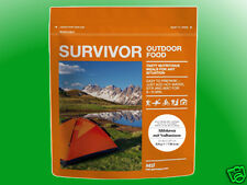 (3,95€/100g) Survivor Outdoor Food - Milchreis mit Sultaninen